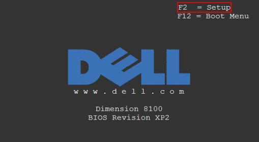 Dell Bios