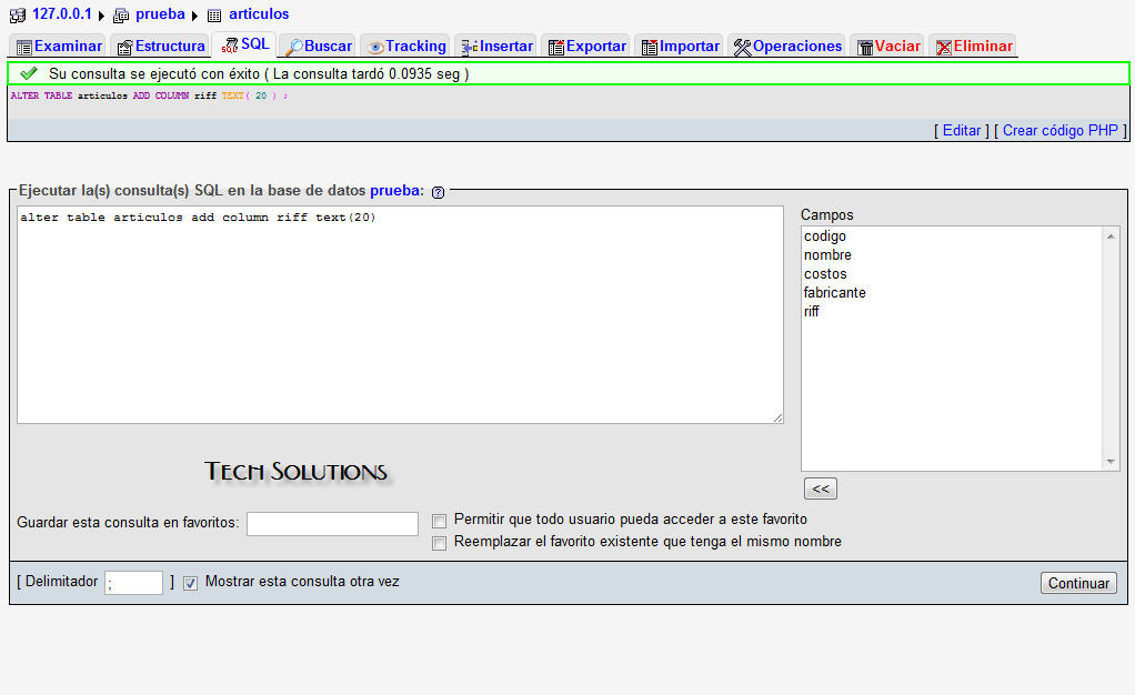 Curso online tech solution 39 s blog - Alter table add column not null ...